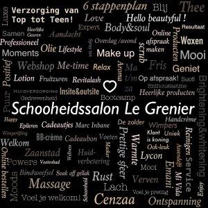 Schoonheidssalon Le Grenier